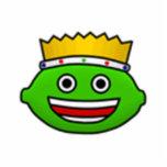 KLN Lime Logo Sculpture