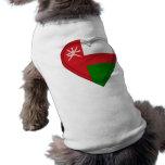 Oman flag tee