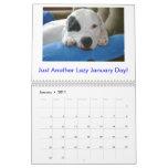Argentine Dogo Calendar
