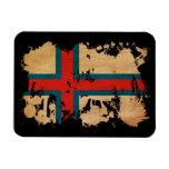 Faroe Islands Flag Magnet