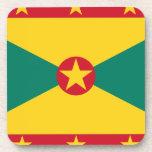 Low Cost! Grenada Flag Coaster