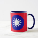 Taiwan Air Force Roundel Mug