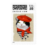 cat. Frenchman Postage