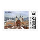 Heidelberg, Germany Postage