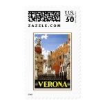 Verona Veneto Italy Vintage Travel Postage