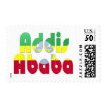 Addis Ababa, Ethiopia Stamps