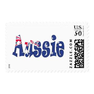 Aussie Flag Stamps