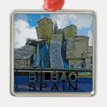 Bilbao Metal Ornament