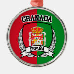Granada Metal Ornament
