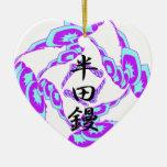 soldering iron ceramic ornament