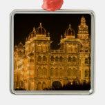 INDIA, Karnataka, Mysore : Majaraja's Palace (b. Metal Ornament