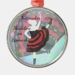 Personalized Nutcracker Ornament - Spanish