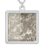Joinville Silver Plated Necklace