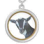 Nigerian Goat  Necklace