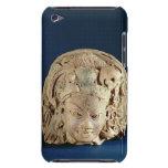 Head of Ardhanarisvara, Newal, Unnao (terracotta) iPod Touch Case