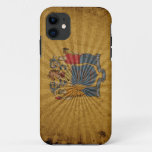 Cool Grunge New Jersey Flag iPhone SE/5/5s Case