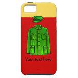 Mao Zedong Zhongshan suit iPhone SE/5/5s Case