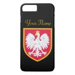 Poland Flag iPhone 8 Plus/7 Plus Case