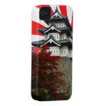 Hirosaki castle iPhone 4 Case-Mate case