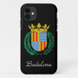 Badalona Coat of Arms iPhone SE/5/5s Case