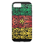 Cameroon Abstract iPhone 8/7 Case