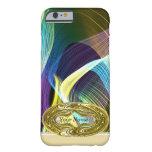 Olinda Abstract Gold Emblem IPhone 6 Case