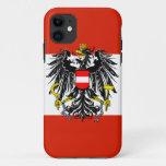 Austria Flag iPhone SE/5/5s Case