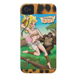 Savage Beauty Lacy Rae Barely There iPhone Case