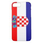 Croatia Flag iPhone 8/7 Case