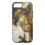Ruins of the Naurattan, Sasaram, Bihar, 1811 (oil iPhone 8/7 Case