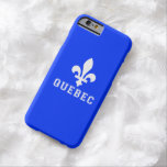 Quebec Barely There iPhone 6 Case
