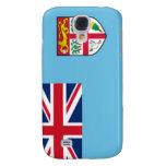 Flag of Fiji Galaxy S4 Case