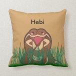 Snake (Hebi) Pillow