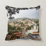 Itabira, Minas Gerais, Brazil Throw Pillow