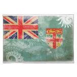 Fiji Flag Cloth Placemat