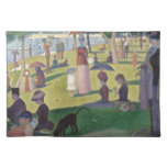 A Sunday on La Grande Jatte by Seurat Placemat