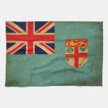 Fiji Flag Kitchen Towel