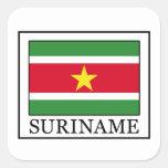 Suriname sticker