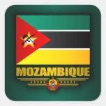 Mozambique Pride Square Sticker