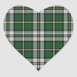 Tartan of Cape Breton Heart Sticker