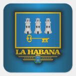 Havana Square Sticker