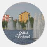 OULU stickers