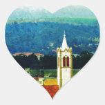 Ponta Grossa Heart Sticker