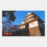 Japan - Odawara Castle Sticker