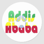 Addis Ababa, Ethiopia Sticker