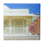 Tomb of Sheikh Salim Chishti in Fatehpur Sikri Ceramic Tile