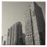 China, Beijing, Chaoyang District. Fortune Plaza Tile