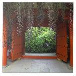 Kasuga Shrine, Nara, Japan Ceramic Tile