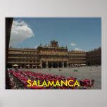 Salamanca-Spain Poster