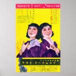 Takarazuka Chocolate Promenade Revue poster